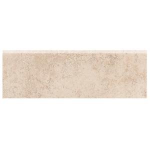 Daltile Briton Bone 2 in. x 6 in. Ceramic Bullnose Wall Tile-BT01S4269CC1P2 203213548