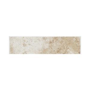Daltile Fidenza Bianco 2 in. x 6 in. Ceramic Bullnose Wall Tile-FD01S42691P2 202666764