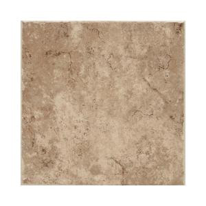 Daltile Fidenza Cafe 12 in. x 12 in. Porcelain Floor and Wall Tile (15 sq. ft. / case)-FD0212121P6 202667115
