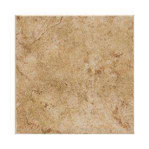 Daltile Fidenza Dorado 12 in. x 12 in. Porcelain Floor and Wall Tile (15 sq. ft. / case)-FD0312121P6 202667118