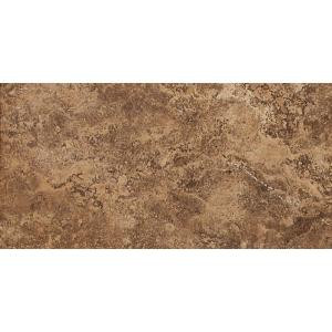 Daltile Palatina Olympus Brown 12 in. x 24 in. Porcelain Floor and Wall Tile (15.38 sq. ft. / case)-PT971224S1P 203719187
