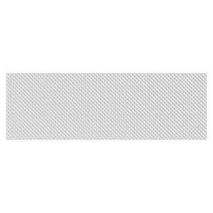 Daltile Prologue Reverse Dot Superior White 4 in. x 12 in. Ceramic Wall Tile (10.64 sq. ft. / case)-PR91412DHD1P2 205956472