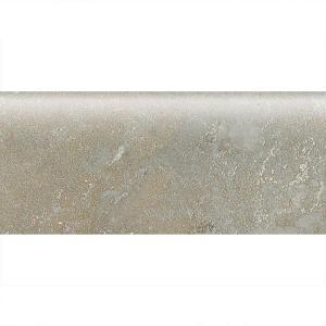 Daltile Sandalo Castillian Gray 3 in. x 9 in. Ceramic Bullnose Wall Tile-SW92S43091P2 203719663
