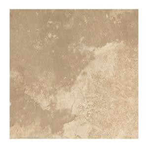 Daltile Torino Noce 16 in. x 16 in. Ceramic Floor and Wall Tile (21.42 sq. ft. / case)-TR5216161P 206886381