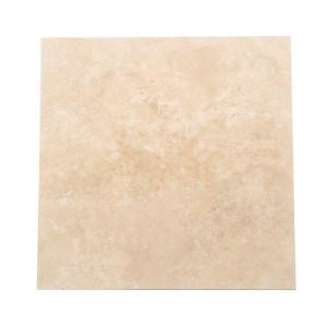 Daltile Travertine Durango 16 in. x 16 in. Natural Stone Floor and Wall Tile (10.68 sq. ft. / case)-T71416161U 202646853
