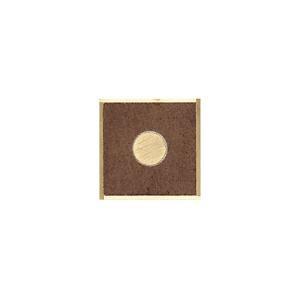Daltile Veranda Multicolor 3 in. x 3 in. Deco E Porcelain Corner Floor and Wall Tile-P51433DECOE1P 202653515