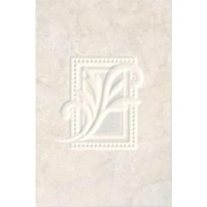 ELIANE Illusione Ice 8 in. x 12 in. Ceramic Insert Wall Tile-161080 202070648