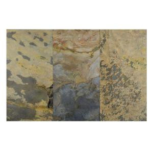 FastStone+ Indian Autumn 12 in. x 24 in. Slate Peel and Stick Wall Tile (6 sq. ft. / pack)-70-045-05-01 207041349
