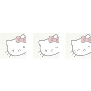 Hello Kitty Easy Expression Pink 8 in. x 8 in. Ceramic Wall Tile (Set of 3)-HKD020102 205184571