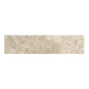 MARAZZI Artea Stone 3 in. x 13 in. Antico Porcelain Bullnose Floor and Wall Tile-UC4R 202072510