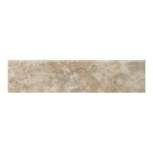 MARAZZI Campione 3 in. x 13 in. Sampras Porcelain Bullnose Floor and Wall Tile-UHA4 202072423