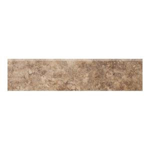 MARAZZI Campione Andretti 3 in. x 13 in. Porcelain Bullnose Floor and Wall Tile-UHA2 202072421