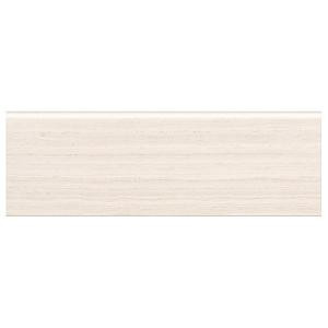 MARAZZI Developed by Nature Chenille 2 in. x 6 in. Ceramic Bullnose Wall Tile-DN18S4269CC1P2 207054841