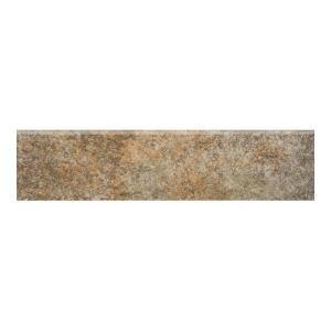 MARAZZI Granite 3 in. x 12 in. Marron Glazed Porcelain Floor and Wall Tile-UHDM 202072394