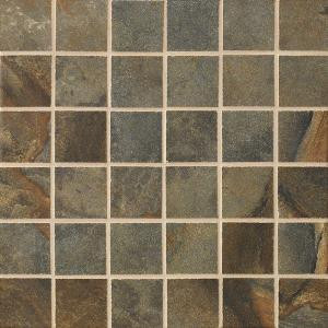 MARAZZI Jade 13 in. x 13 in. x 8-1/2 mm Sage Porcelain Mesh-Mounted Mosaic Floor and Wall Tile-UE43 100620844