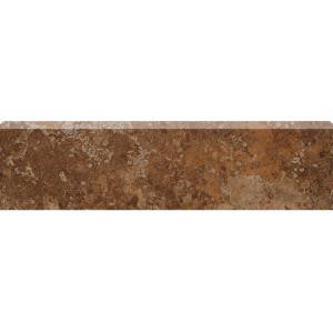 MARAZZI Montagna Belluno 3 in. x 12 in. Porcelain Bullnose Floor and Wall Tile-UF3V 100646009