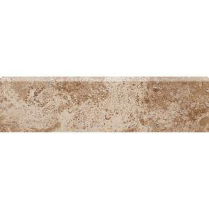 MARAZZI Montagna Cortina 3 in. x 12 in. Porcelain Bullnose Floor and Wall Tile-UF3W 100646392