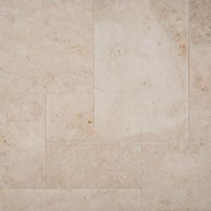 MS International Cappuccino Pattern Honed-Chipped-Brushed Marble Floor and Wall Tile (10 kits / 80 sq. ft. / pallet)-TTCAPU-PAT-HCB 205762421