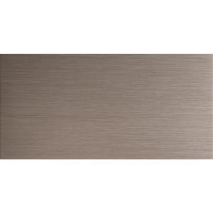 MS International Metro Charcoal 12 in. x 24 in. Glazed Porcelain Floor and Wall Tile (16 sq. ft. / case)-NMETCHA1224 203673203