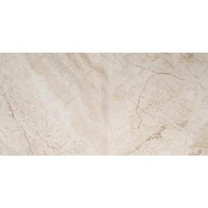 MS International New Diana Reale 12 in. x 24 in. Polished Marble Floor and Wall Tile (10 sq. ft. / case)-TNEWDIAREAL1224 300793718