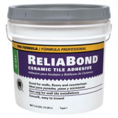 Custom Building Products Reliabond 3.5-gal. Ceramic Tile Adhesive-RBM3 202878286