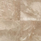 Daltile Natural Stone Collection Cedar Oniciata 12 in. x 12 in. Marble Floor and Wall Tile (10 sq. ft. / case)-M71512121L 202646800