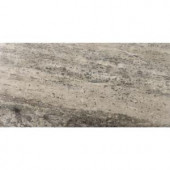 Emser Travertine Silver Veincut Filled and Honed 12 in. x 24 in. Travertine Floor and Wall Tile-962242 204768219