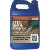 Miracle Sealants 16 oz. Seal and Enhance 1-Step Natural Stone Sealer and Color Enhancer-SE/EN PT SG H 100672860