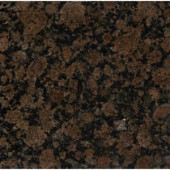 MS International Baltic Brown 12 in. x 12 in. Polished Granite Floor and Wall Tile (10 sq. ft. / case)-TBALBRN1212 202508272