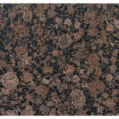 MS International Baltic Brown 18 in. x 18 in. Polished Granite Floor and Wall Tile (13.5 sq. ft. / case)-TBALBRN1818 202508273