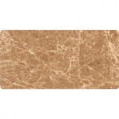 MS International Emperador Light 3 in. x 6 in. Polished Marble Floor and Wall Tile (1 sq. ft. / case)-TEMPLIGHT36P 206873879