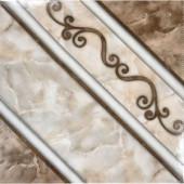 MS International Ferrara Marron 17 in. x 17 in. Glazed Ceramic Floor and Wall Tile (26.91 sq. ft. / case)-NPRFERMAR17X17 202786458