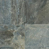 MS International Gold Green 16 in. x 16 in. Honed Quartzite Floor and Wall Tile (8.9 sq. ft. / case)-SGOLDGRN1616HG 202508388