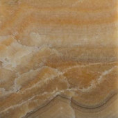 MS International Honey 12 in. x 12 in. Polished Onyx Floor and Wall Tile (5 sq. ft. / case)-THONONX1212 202508247