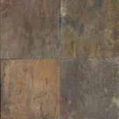 MS International Rustique Earth 16 in. x 16 in. Gauged Slate Floor and Wall Tile (8.9 sq. ft. / case)-SRUSETH1616 202508382