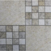 MS International Valencia Beige 18 in. x 18 in. Glazed Ceramic Floor and Wall Tile (24.97 sq. ft. / case)-NPRVALBEG18X18 204213672