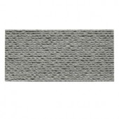 Solistone Basalt Striated 15 in. x 30 in. Natural Stone Wall Tile (15.625 sq. ft. / case)-BASALT14 206020798