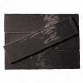 Splashback Tile Catalina Driftwood 3 in. x 12 in. x 8 mm Ceramic and Wall Subway Tile-CATALINA3X12DRIFTWOOD 206496909