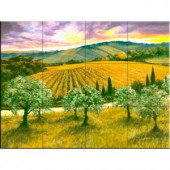 The Tile Mural Store After the Storm 17 in. x 12-3/4 in. Ceramic Mural Wall Tile-15-3064-1712-6C 205842929