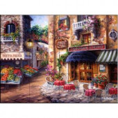 The Tile Mural Store Buon Appetito 24 in. x 18 in. Ceramic Mural Wall Tile-15-822-2418-6C 205842711