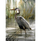 The Tile Mural Store First Light 18 in. x 24 in. Ceramic Mural Wall Tile-15-459-1824-6C 205842703