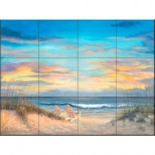 The Tile Mural Store Front Row Seats 24 in. x 18 in. Ceramic Mural Wall Tile-15-2555-2418-6C 205842889